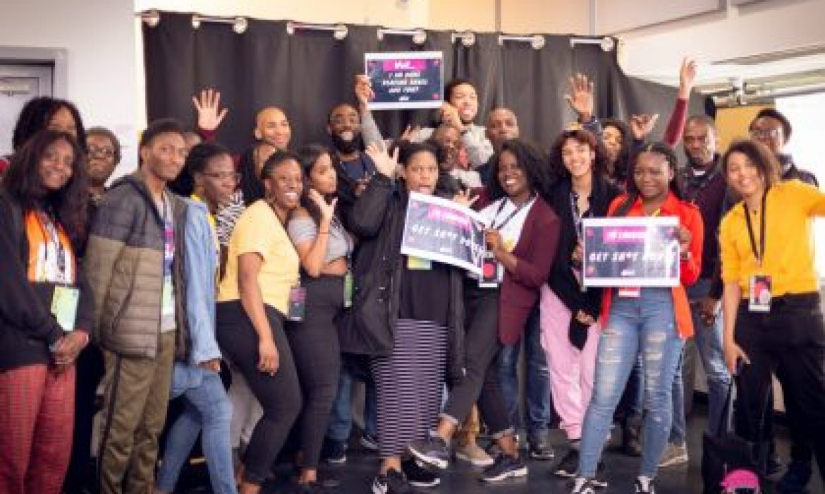 Get Sh!t Done at Afrotech Fest 2019, London