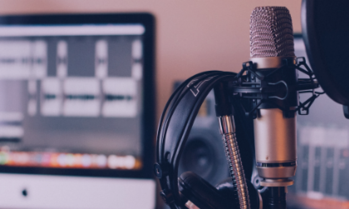 5 podcasts to listen to while building a business in Africa.